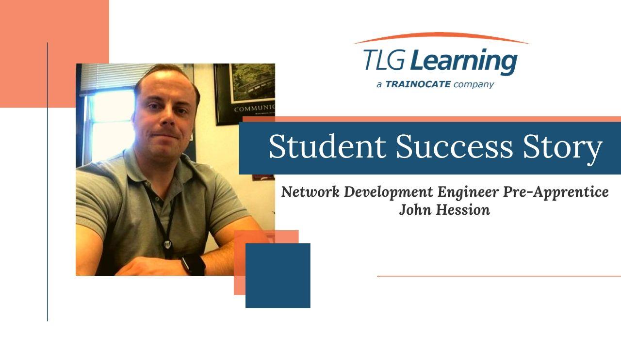Student Success Story John