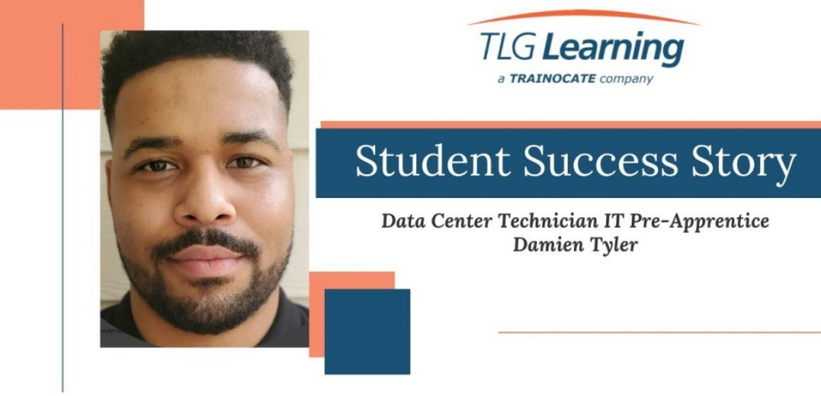Student Success Story Damien Tyler