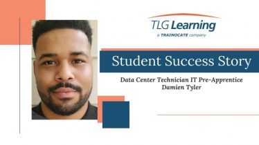 Student Success Story Damien Tyler