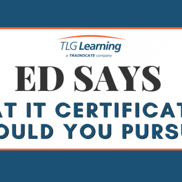 Ed Says - What IT Cert_
